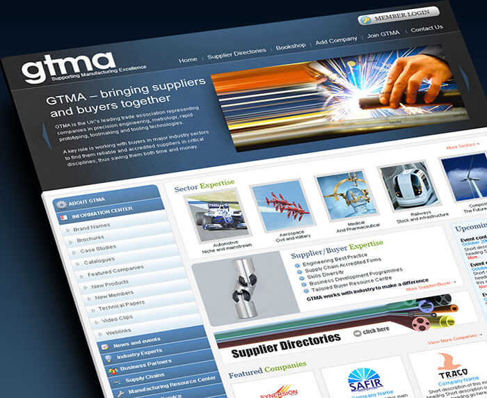 Marketplace for manufacturing companies