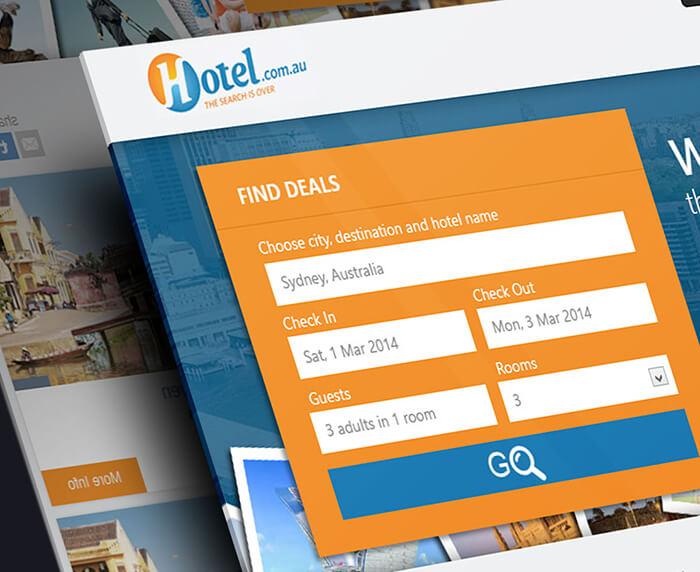 Popular Travel Website