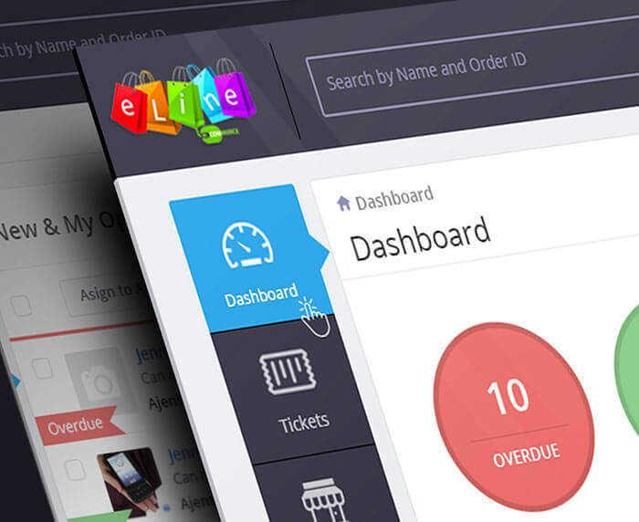 Multi-store E-commerce Platform